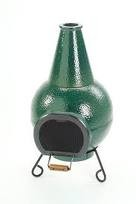 Big Green Egg Chiminea at Zagers in Grand Rapids and Holland MI