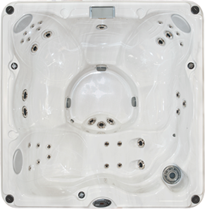 Jacuzzi J-235 at Zagers