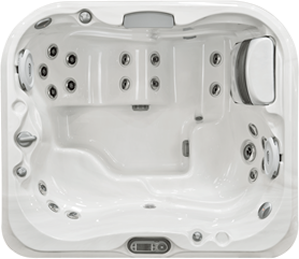 Jacuzzi J-415 at Zagers