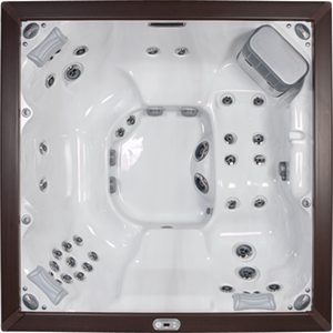 Jauzzi J-LXL Energy Efficient Hot Tubs at Zagers of West Michigan