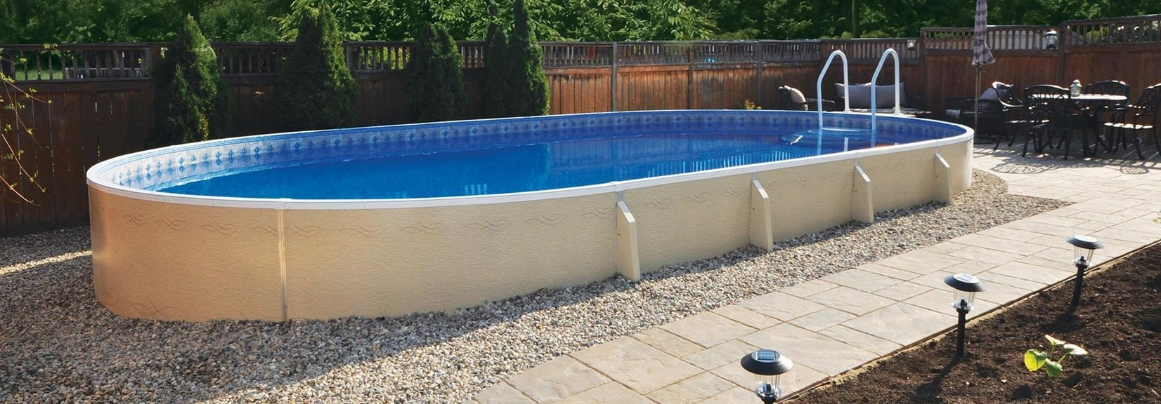 Radiant above ground pools from zagers of grand rapids mi for Swimming pool dealers