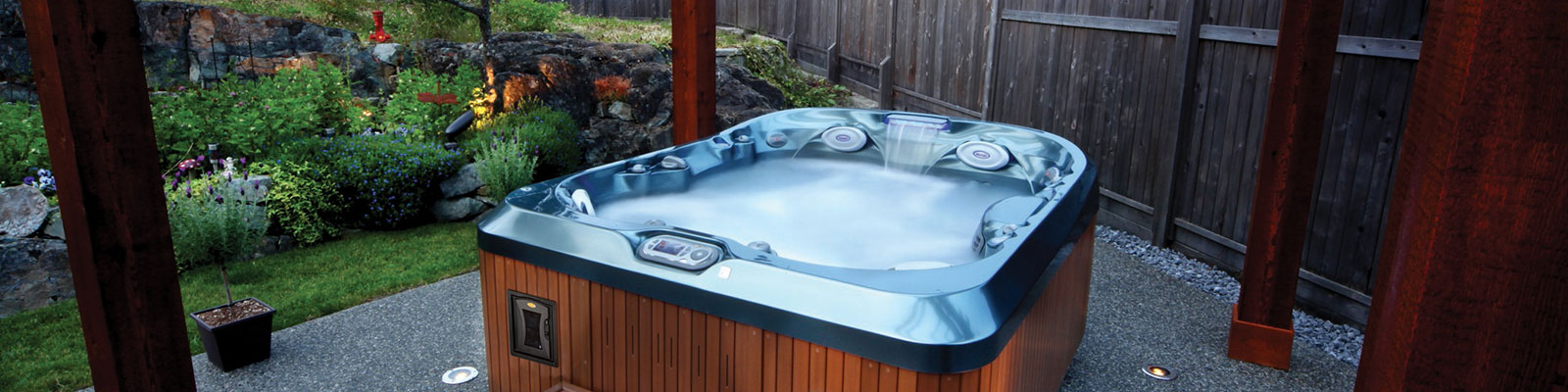 Spa Brands at Zagers of West Michigan include Jacuzzi, Dimension One and Mira Hot Tubs