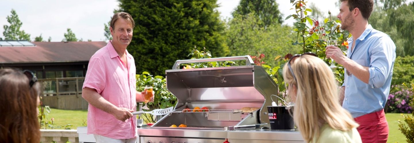 Swiss Grills at Zagers of Grand Rapids and Holland MI