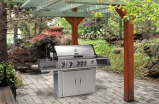 Vermont Castings Grills at Zagers