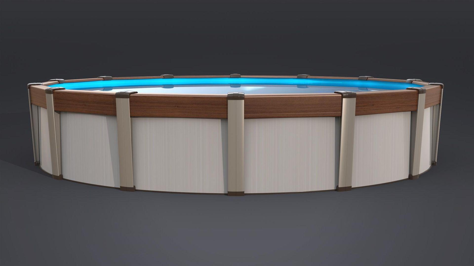 Contempra by Sharkline Pools at Zagers