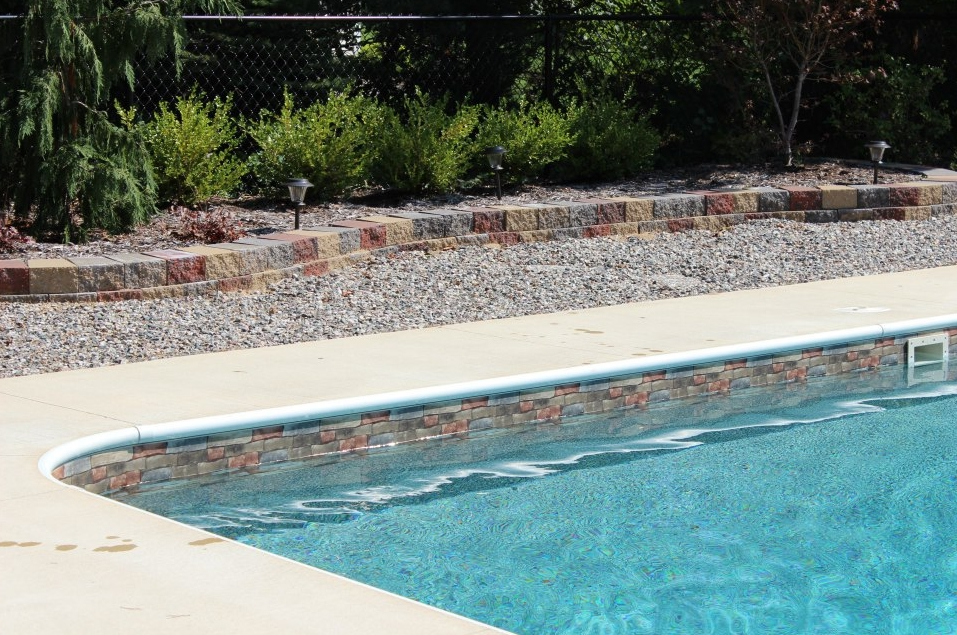 In ground pool liners from zagers pool spa in grand for Inground pool liners