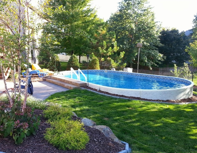 Radiant Pools Semi Inground Pools By Zagers 5 Zagers