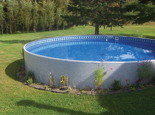 Radiant Above Ground Pools by Zagers of Grand Rapids, Wyoming, Jamestown, and Holland