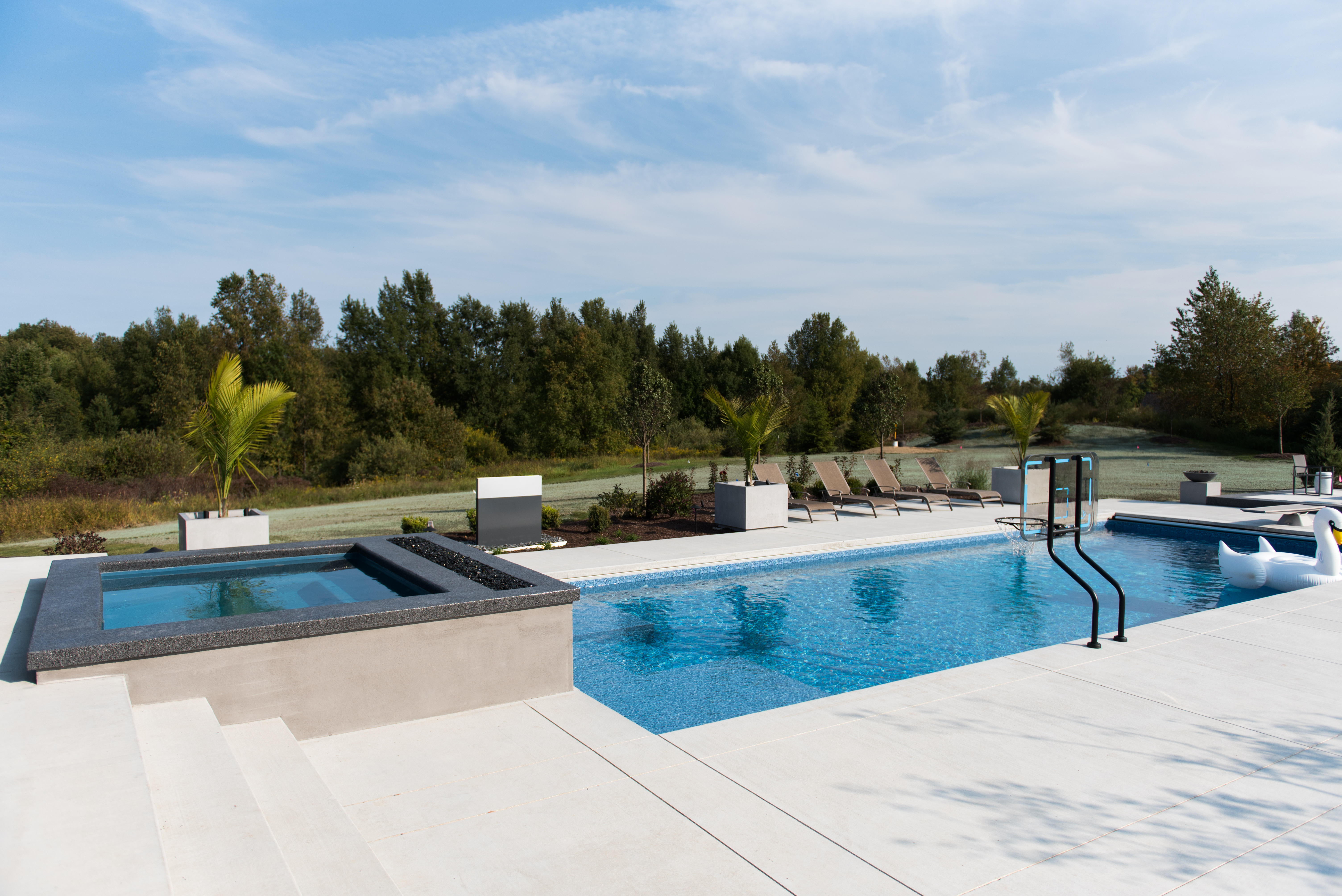 Can An Above Ground Pool Have A Deep End Zagers Pool Amp Spa