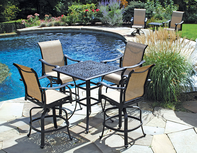 Patio Table and Chairs - Patio Furniture & Outdoor Dining Sets In Grand Rapids & Holland Zagers