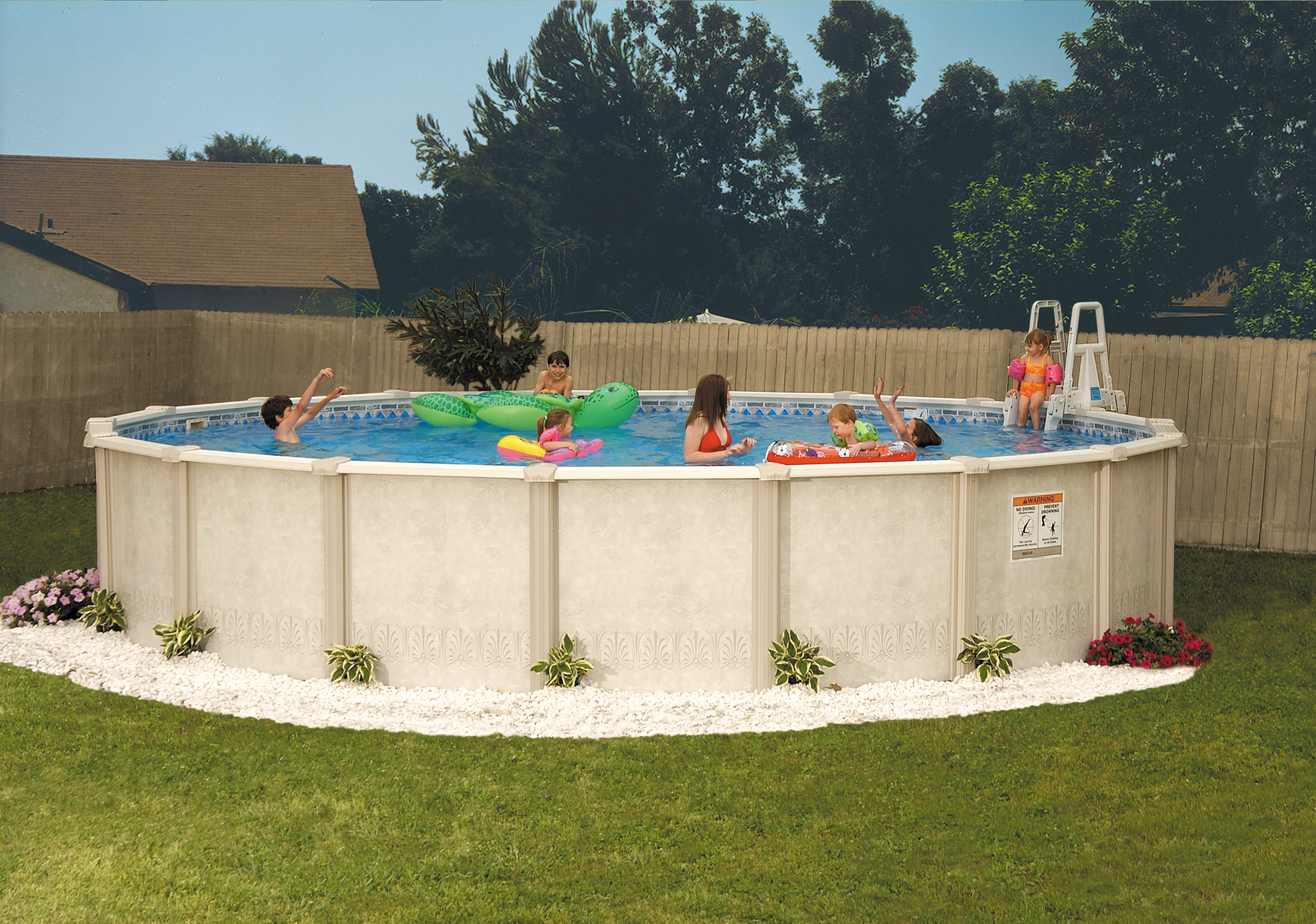 Doughboy Pools From Zagers Pool And Spa In Grand Rapids Mi