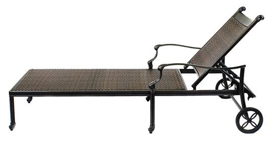 Aztec Chaise