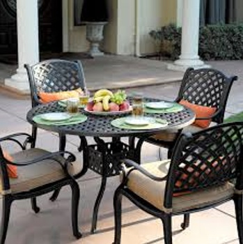 Sahara 5 Pc Dining Set